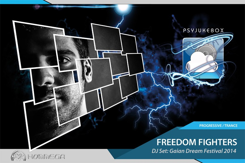 Freedom_Fighters-2014_Gaian_Dream_Mix_PSYJUKEBOX_download