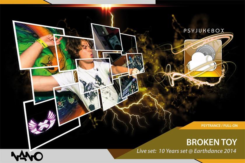 Broken_Toy_2hr_anniversary_set_Earthdance_2014_PSYJUKEBOX_download