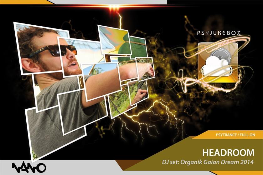 Headroom_Organik_2014_Mix_PSYJUKEBOX_download